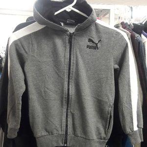 Boys sz 7 PUMA jacket for Fall